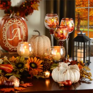 Fall Staging: Pumpkin Spice and Everything Nice!