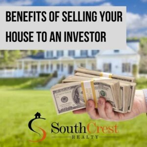 Benefits of Selling your House to an Investor