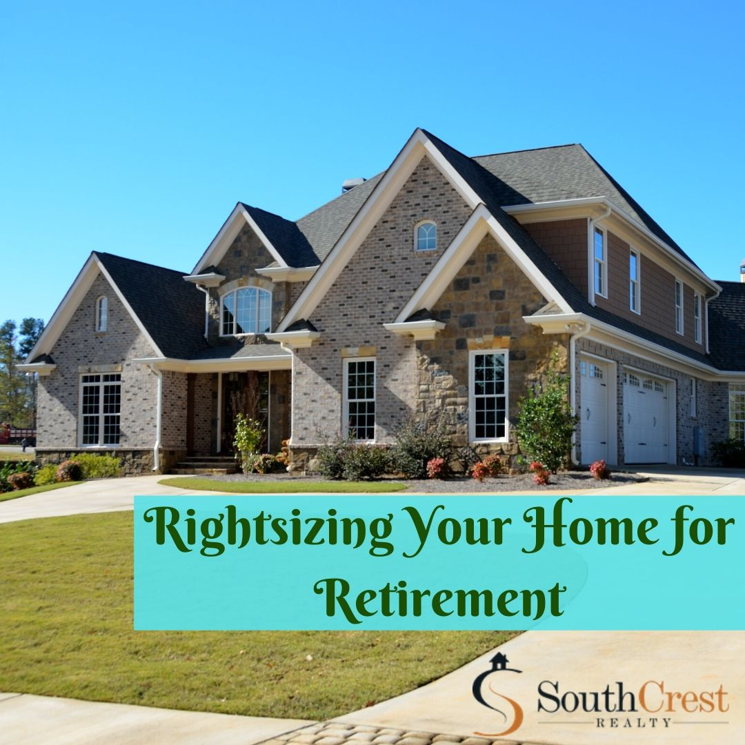 Right Size of Home for Retirement?