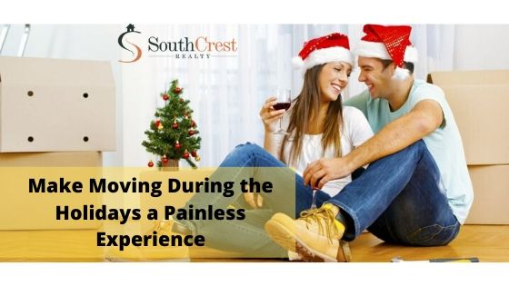 Make Moving During the Holidays a Painless Experience