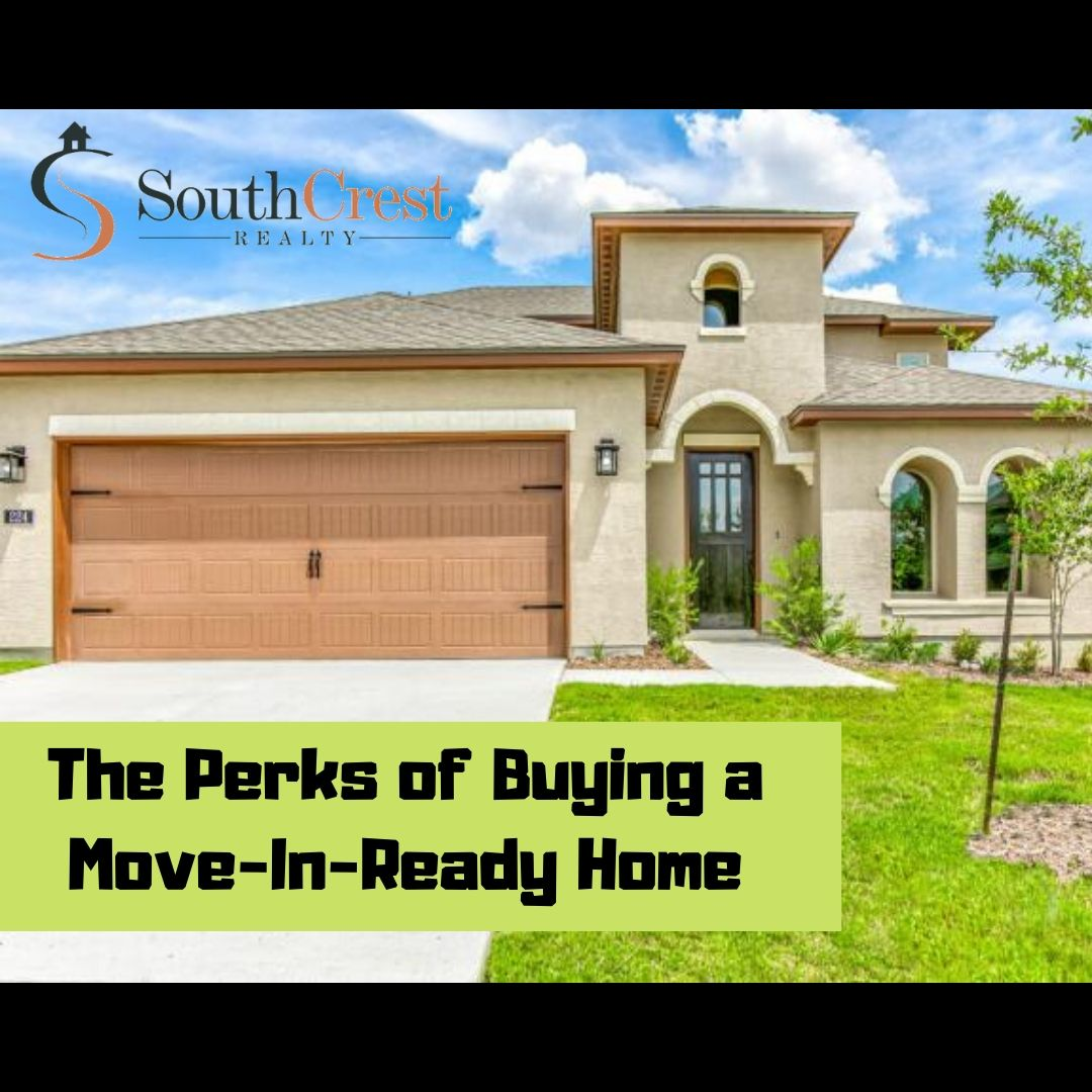 The Perks of Buying a Move-In-Ready Home