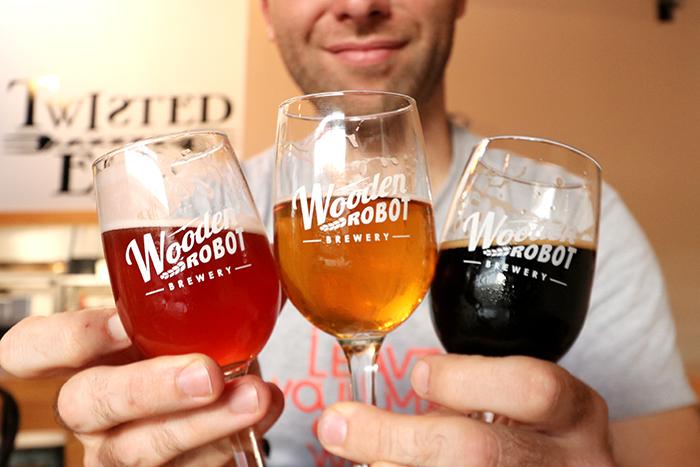 Breweries and Vineyards