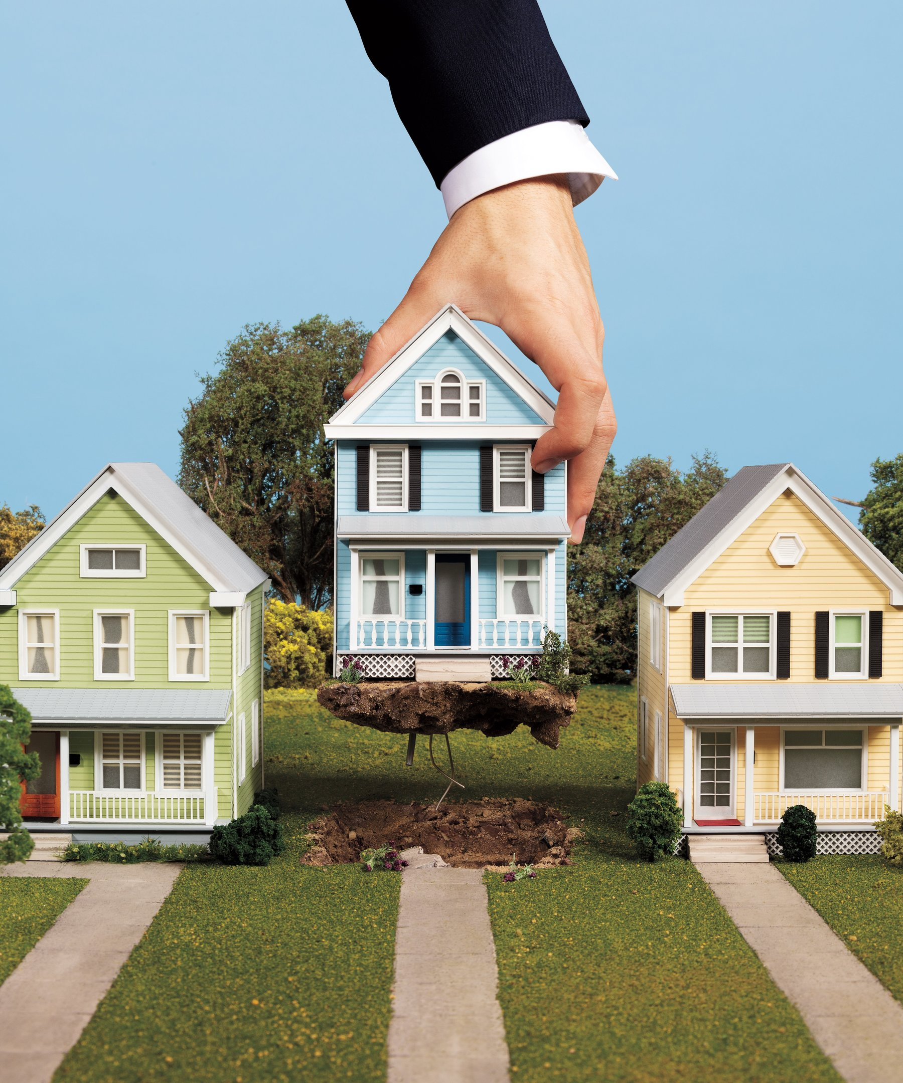 The New Normal In The Single-Family Rental Space: How The Midsize Investor Is Rising Up