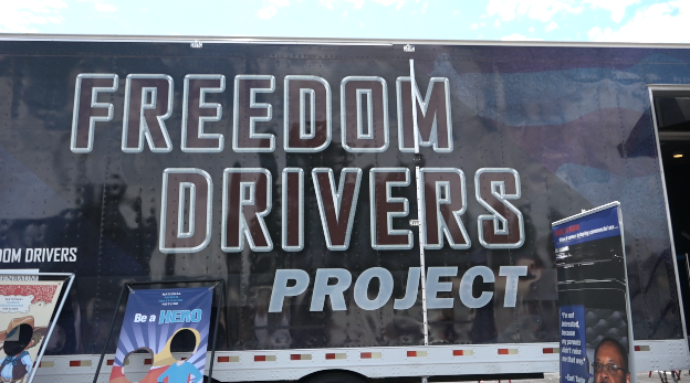 Zonta + Truckers Against Trafficking