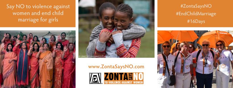 Zonta Says NO! USA