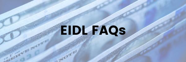 Stimulus EIDL FAQs