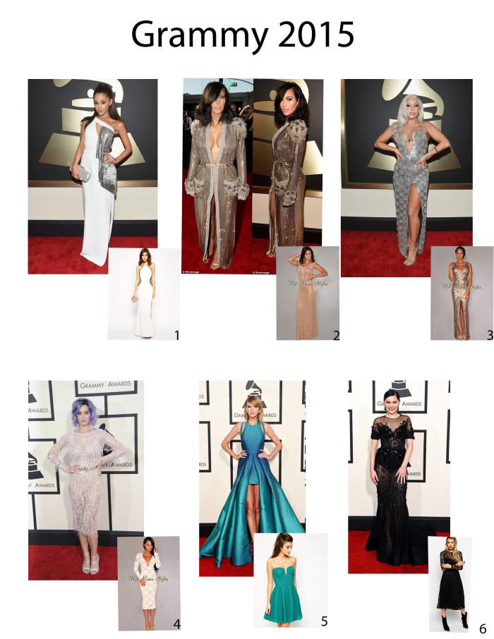 grammy dresses 2015