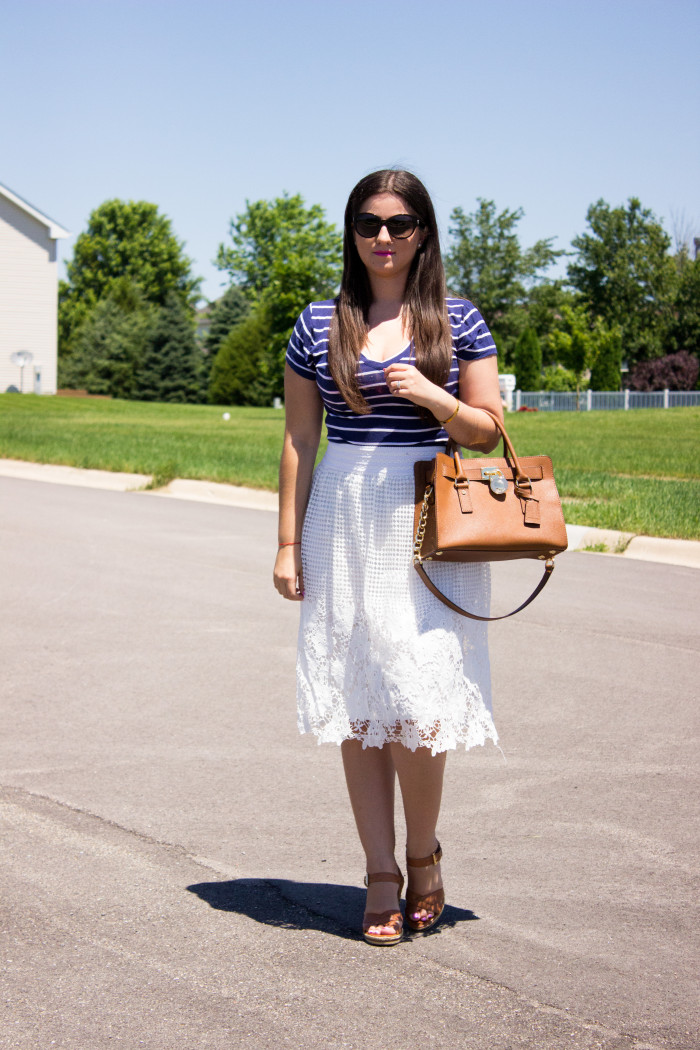 awesome white lace skirt outfit for 68 white lace skirt outfit ideas