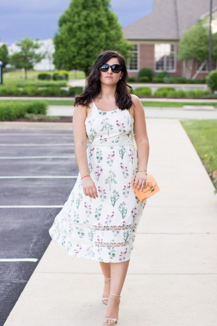 alice in wonderland kohls collection, kohls dresses, lauren conrad collection, summer dress, floral dress, whimsical fashion