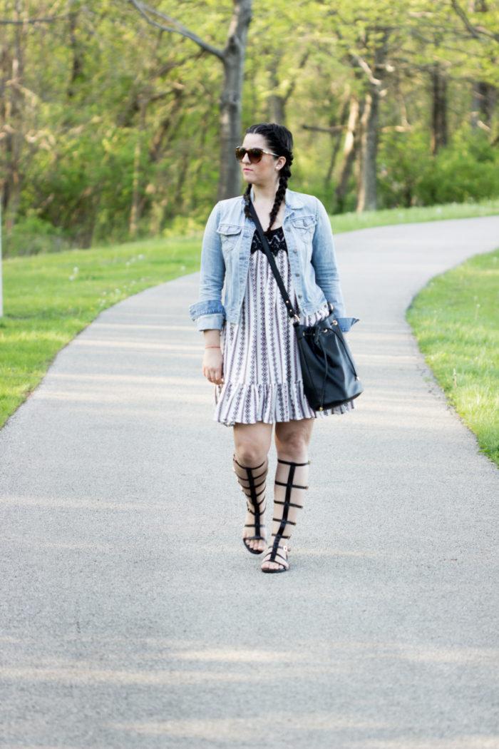 gladiator sandals, mint julep dresses, summer dress, womens online boutique, womens fashion