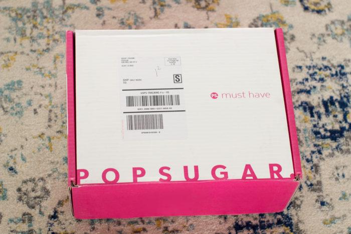 popsugar, popsugar must have box, fall favorites, september favorites, blogger favorites, subscription box, Fall must have items