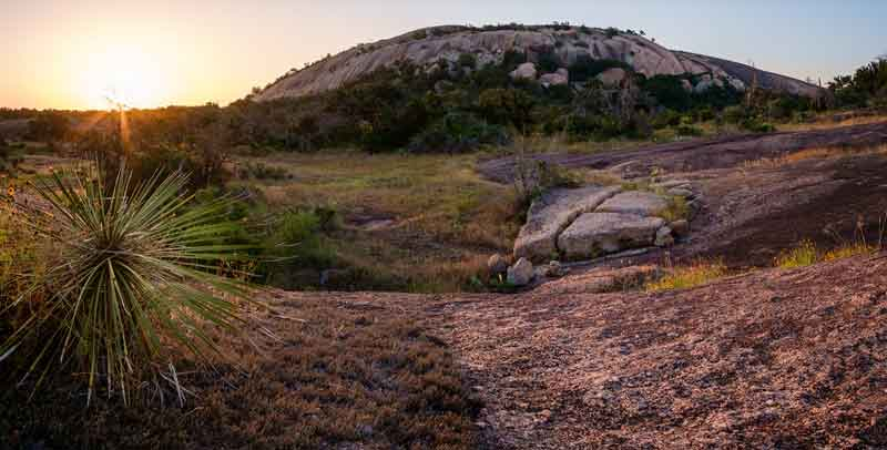 Fredericksburg Texas RV Park