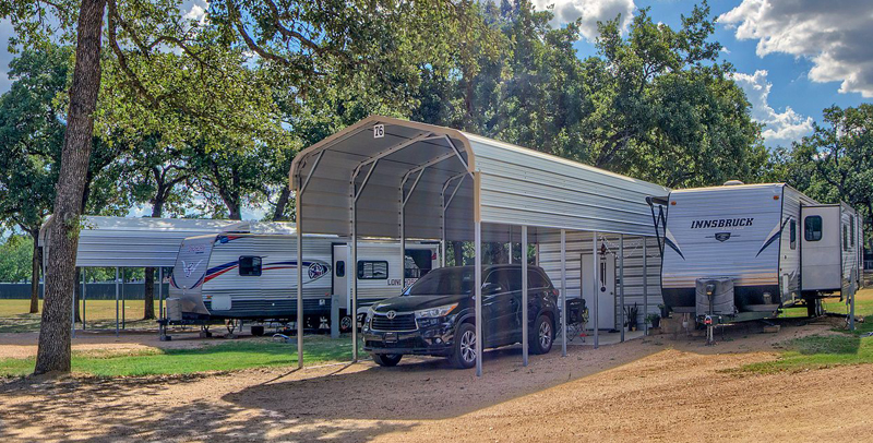 Fredericksburg Texas RV Sites