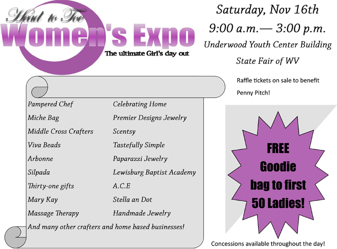 2013 Expo Flyer