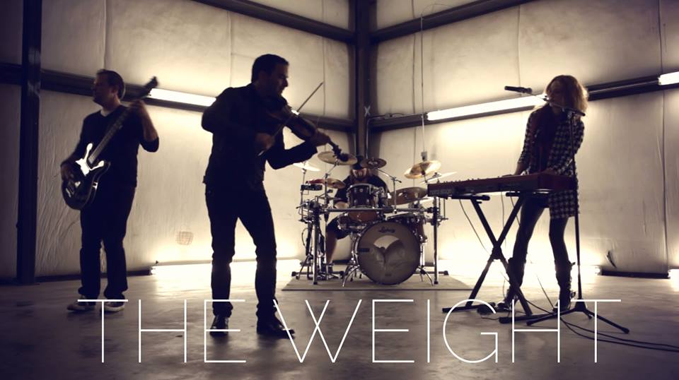 the weight music vid