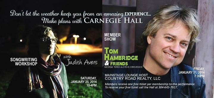 january at carnegie