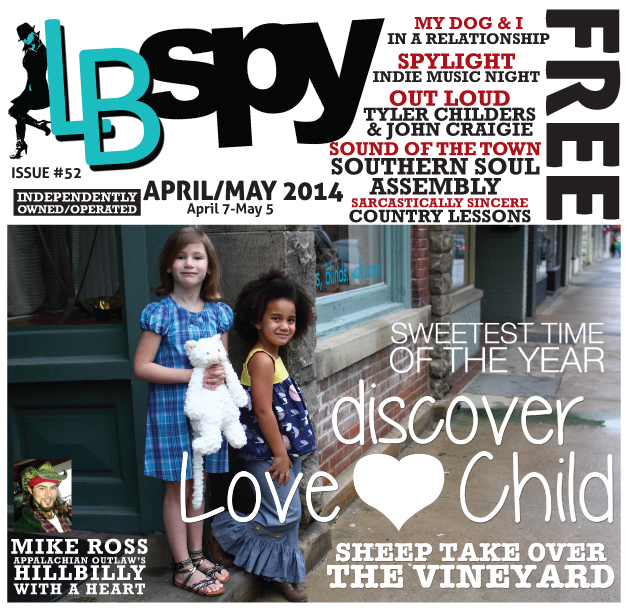 LBSPY 52 COVER