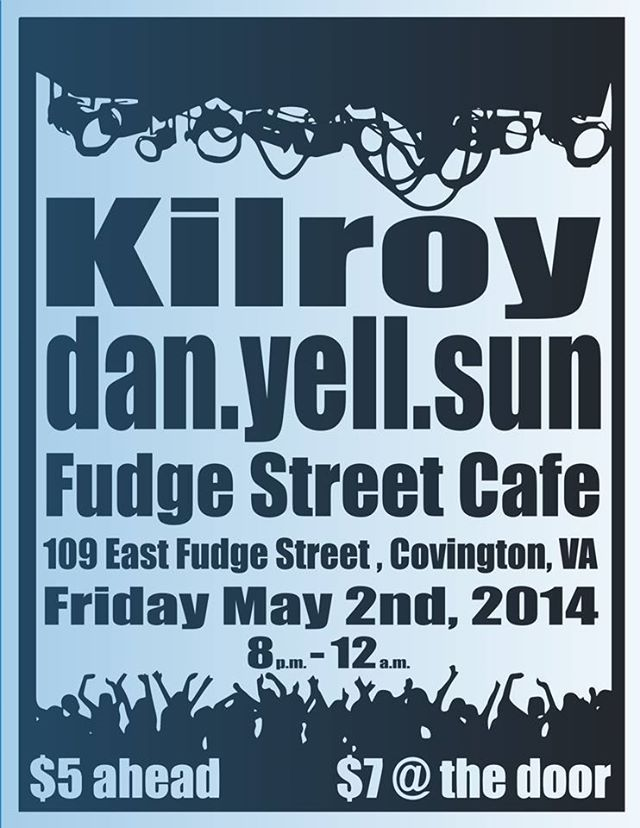 kilroy fudge st cafe may 2
