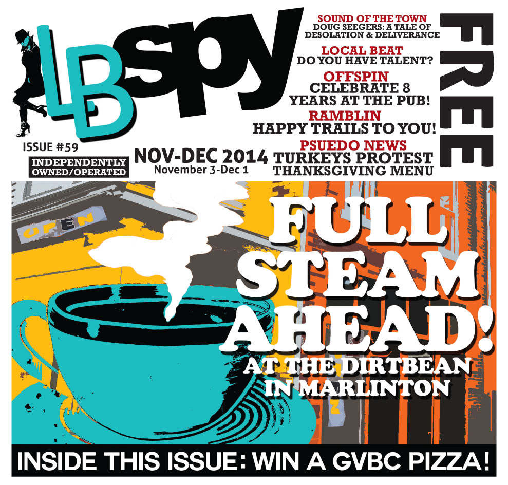 LBSPY 59 COVER
