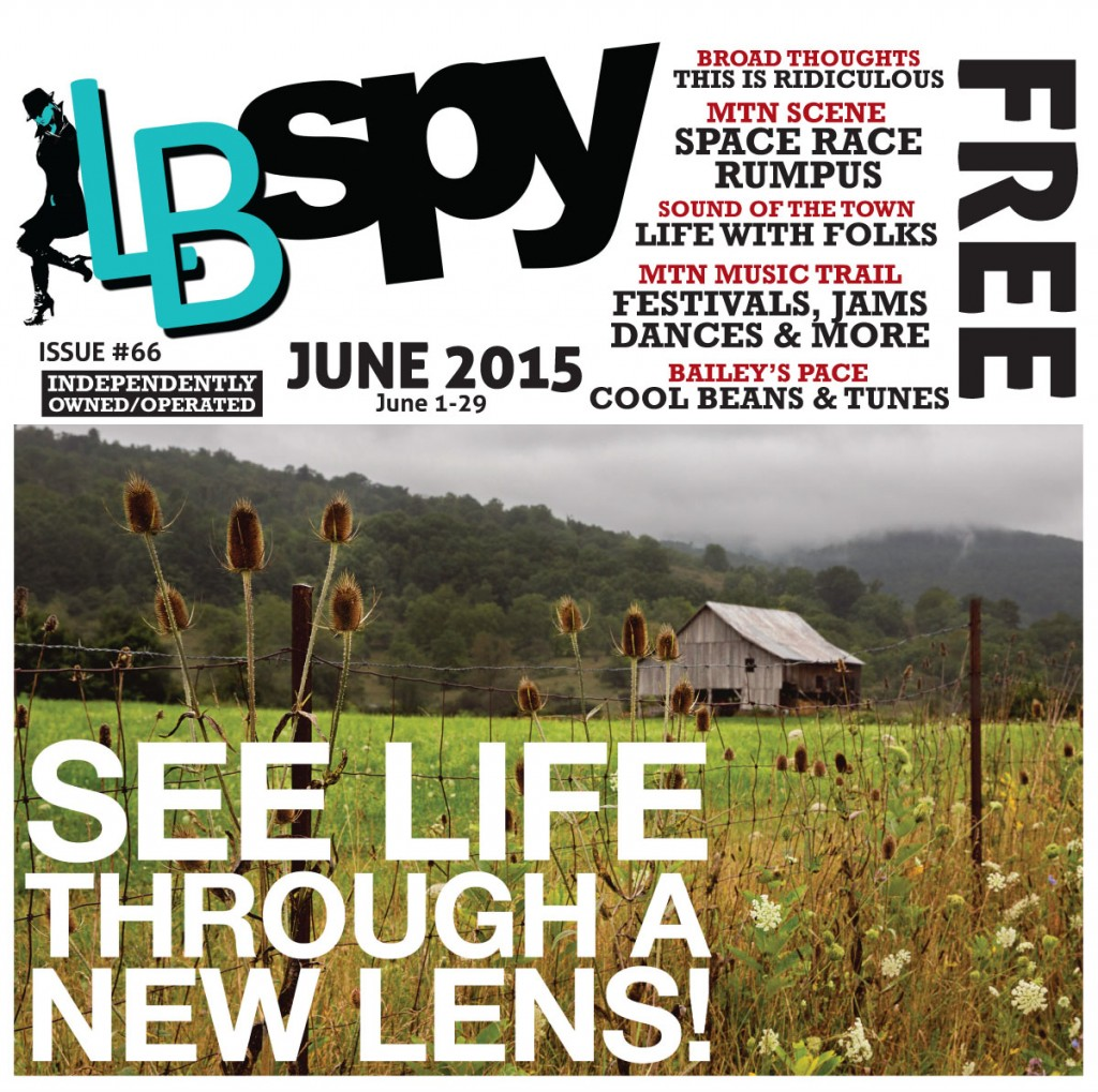 LBSPY 66 COVER