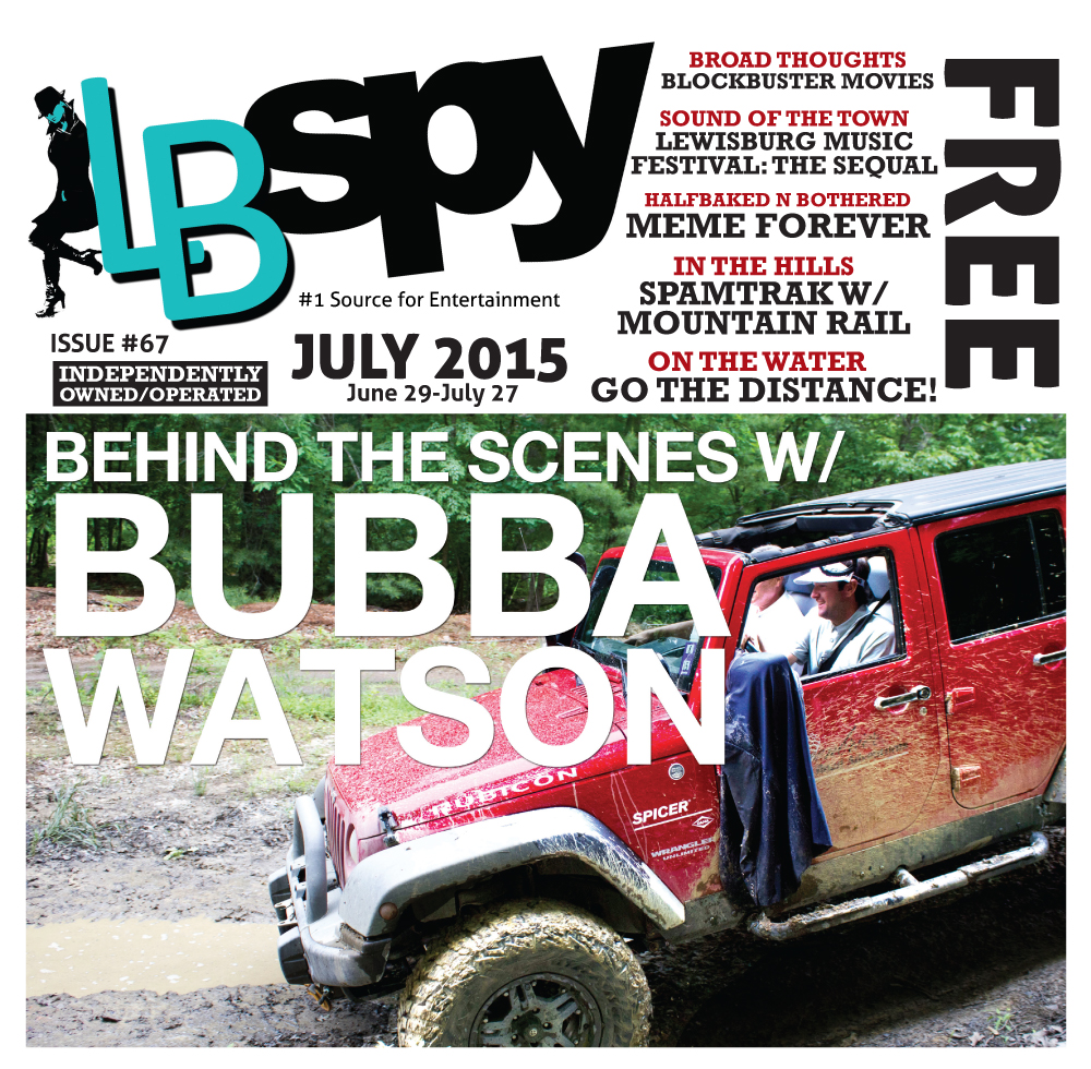 LBSPY 67 COVER