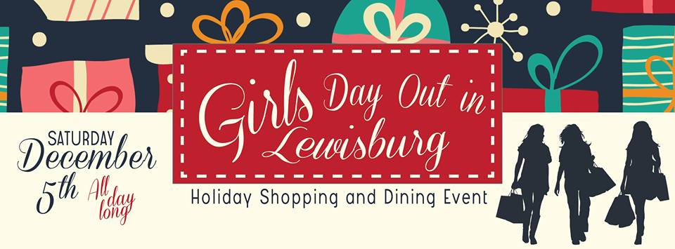 girls day out in lewisburg, wv