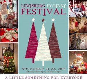 holiday open house lewisburg, wv