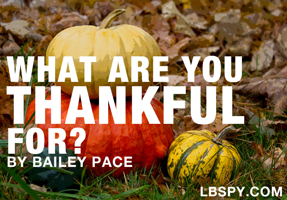 thankful by bailey
