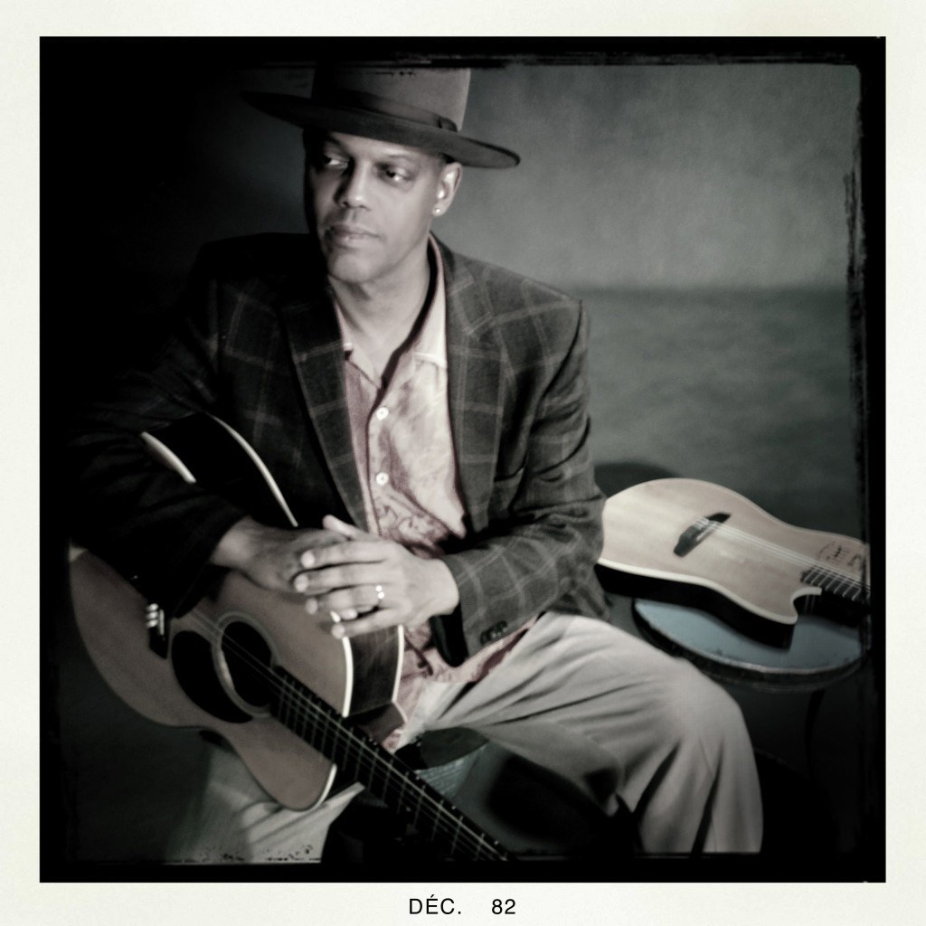 Eric Bibb at Carnegie Hall, Lewisburg WV