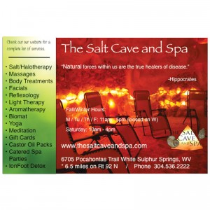 Salt Cave and Spa, WV