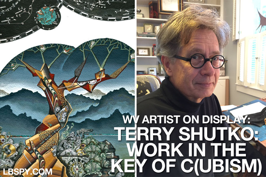 WV Artist on Display: Terry Shutko