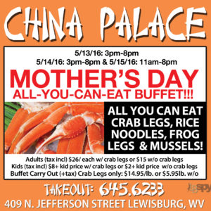 China Palace Lewisburg WV