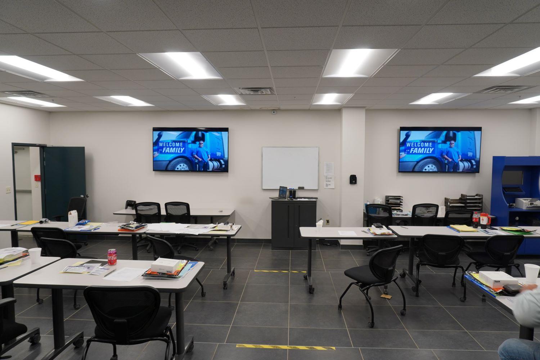 Driver classroom