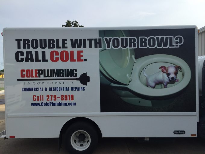 Trouble with your bowl?  Call Cole.