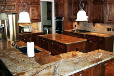 Custom Countertops in Alabama