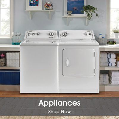 Appliance stores in Millbrook, AL