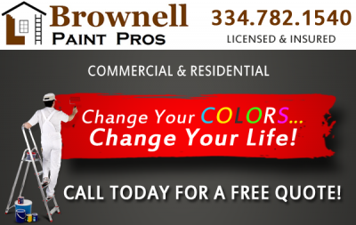 House Painters in Prattville, AL