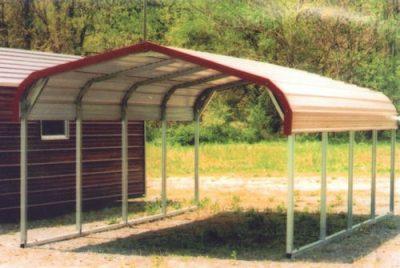Metal carports in Prattville and Millbrook, AL