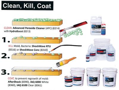 Mold Preventive Paint Prattville, AL