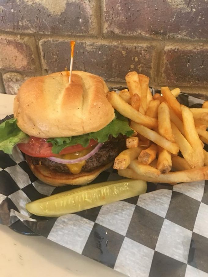 Dine with us at our unique cafe restaurant at Kendrick Farms in Prattville!