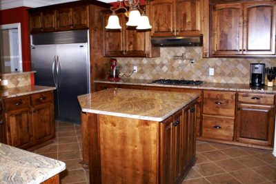 Custom Cabinets in Alabama