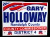 Political Campaign Sign printing in Prattville, AL.