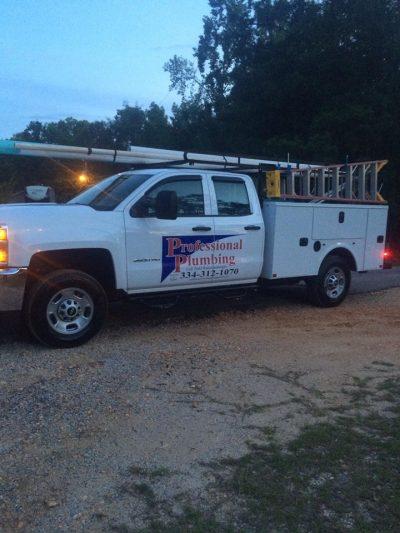 Professional Plumbing Company in Prattville, AL