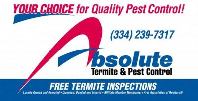Absolute Termite & Pest Control