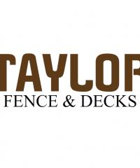 Taylor Fence & Decks