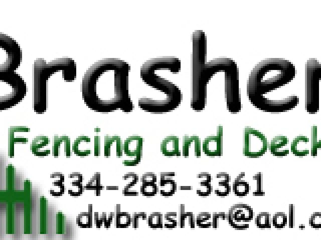 Brasher's Fencing & Deck, LLC