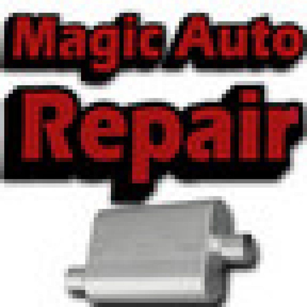 Magic Auto Repair Llc All Prattville Local Businesses