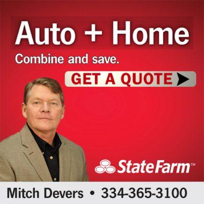 Mitch Devers -State Farm Insurance