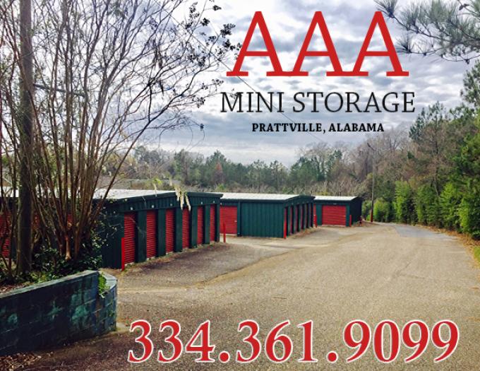 AAA Mini Storage Prattville