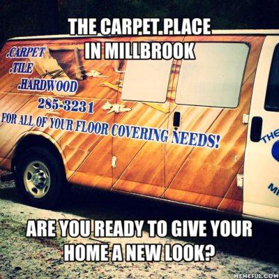 The Carpet Place